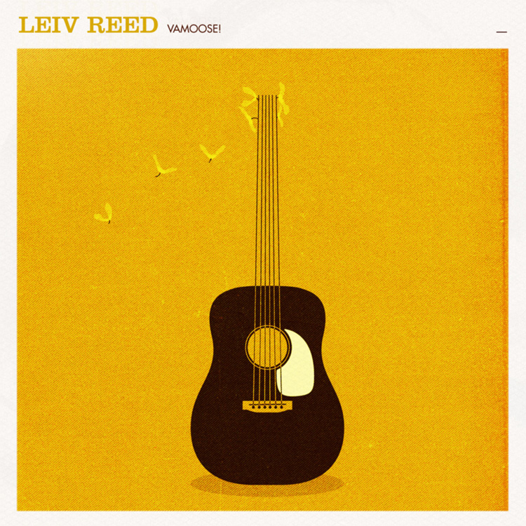 Vamoose - Leiv Reed - Cover